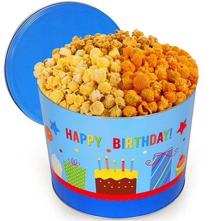 popcorn tin 2 gallon - 2