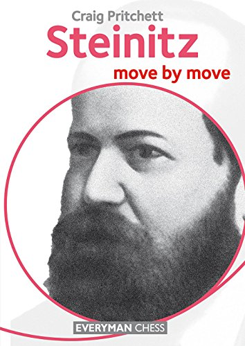 Steinitz: Move by Move Download by Craig Pritchett pdf