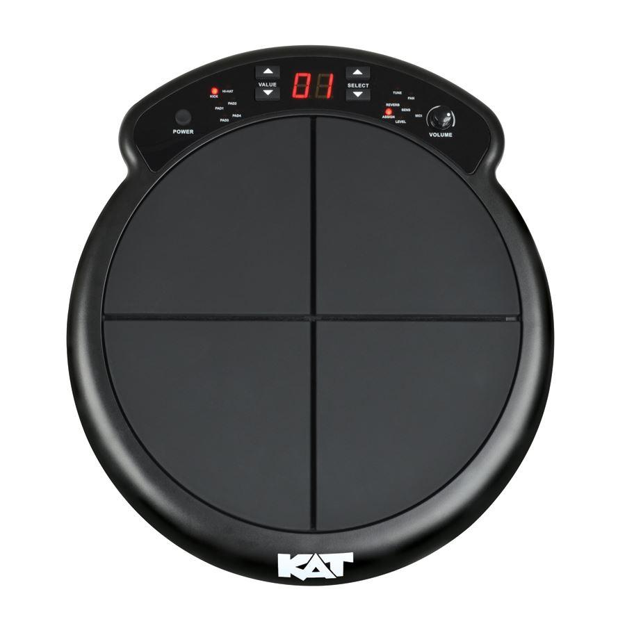 kat percussion ktmp1 electronic drum and percussion pad sound module musical. Black Bedroom Furniture Sets. Home Design Ideas