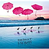"【Amazon.co.jp限定】 from Zero to ""F""(特典:CD-R「Inside-out」Acoustic Ver.収録)"