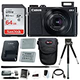 Canon Powershot G9 X Mark II Digital Camera with 32GB Card + Battery and Bundle Review