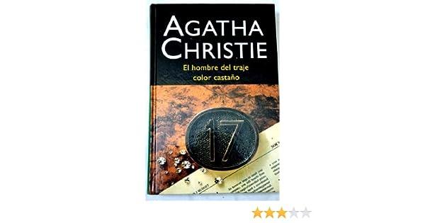 EL HOMBRE DEL TRAJE COLOR CASTAÑO.: Amazon.es: Agatha ...