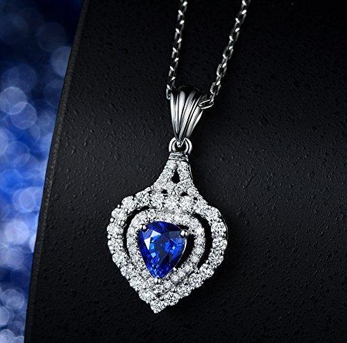 0.45 Ct Pear Diamond - 5