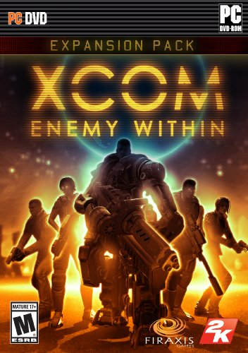 XCOM: Enemy Within Ati Radeon 9000 Pro