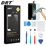 "DRT iPhone 6 Screen Replacement 4.7"" , LCD Touch Screen Digitizer Assembly Set + Premium Glass Screen Protector+Free Repair Tool Kits (Black)"