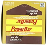PowerBar Performance Energy Bar, Chocolate, 2.29-Ounce Bars (Pack of 24)