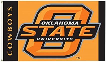 Oklahoma State Cowboys Flag OSU OSU Logo Large 3x5