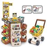 Supermarket Shopping Set for Kids - Pretend Play