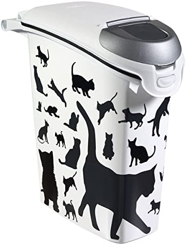 Curver Container Silhouette Katzen