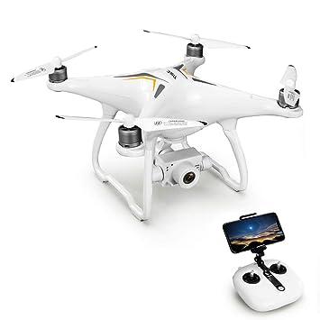 Goolsky- JJR / C X6 GPS Drone RC sin Escobillas con Cámara 5G Gran ...
