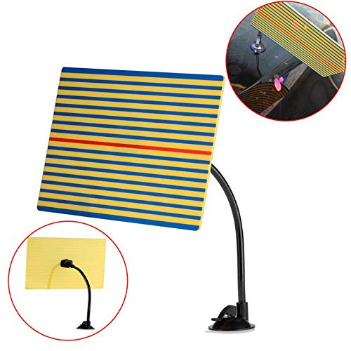 TOOGOO Paintless Dent Repair Reflector Line Board Dent Removal Tools Best Lamp Reflector Board Hand Tools Set Ferramentas ()