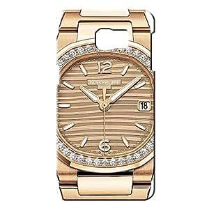 Custom Design 3D Hard plastic OMEGA Series Luxury Watch Phone Case Cover for Samsung Galaxy S6edge&plus 3D Hard cover Case_Fashion Design