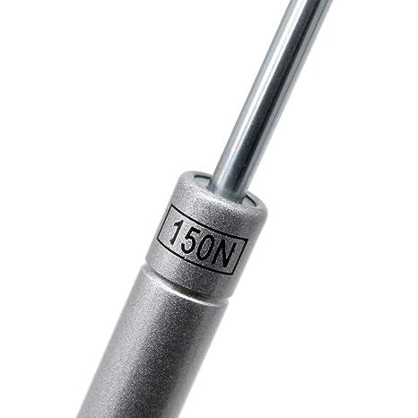 8731C0 Gasdruckfedern von BOXI f/ür Heckklappe//Kofferraum 2 St/ück St/ützstreben