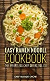 Easy Ramen Noodle Cookbook