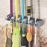 Best Kitchen Brooms - Kyson Mop and Broom Holder Broom Organizer Key Review
