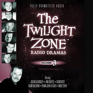 The Twilight Zone Radio Dramas, Volume 3 Radio/TV Program