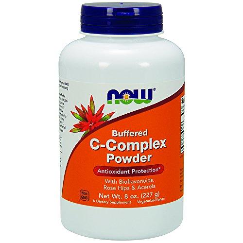 NOW Vitamin C Complex Powder 8 Ounce