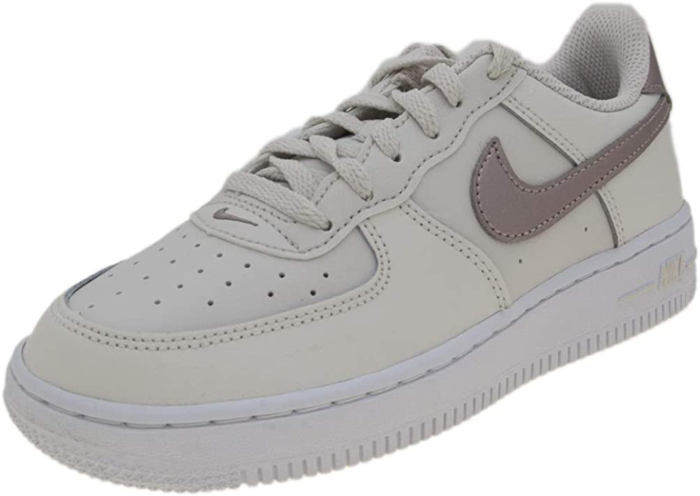 Kids' Nike Air Force 1 LV8 (GS) Basketball Shoes (6.5 Big Kid M, Anthracite/Anthracite-Stealth)