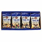 Wellsley Farms Trail Mix Snack Packs 12 pk./2.75 oz Net WT 33 oz – Peanuts, Cashews, Almonds, Raisins, M&M's Chocolate Candies Review