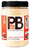 Better Body Foods PB Fit Peanut Butter Powder 24 oz (Pack of 2)