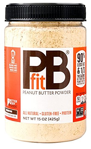 Better Body Foods PB Fit Peanut Butter Powder 24 oz (Pack of - Fit Butter Pb Powder Peanut