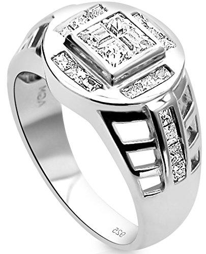 Designer Mens Ring - 7