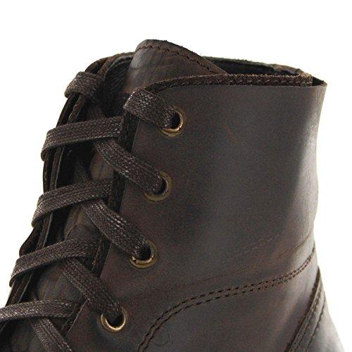 Uomo Uomo Marrone Fashion Stivali Boots11934 FB Bernie Chukka n0F6Oxqw