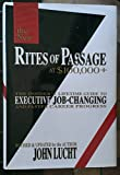 img - for Rites of Passage At $100,000 + Revised and updated book / textbook / text book