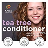 Pure Tea Tree Oil Conditioner for Dry Damaged