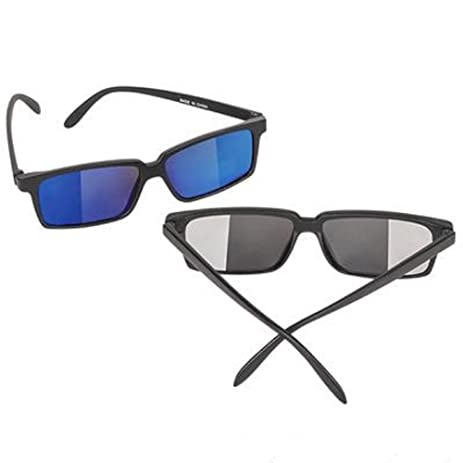 Spy Look Behind Sunglasses uycR0