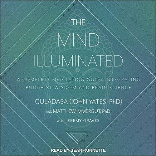 Culadasa John Yates PhD - The Mind Illuminated Audiobook Free Online