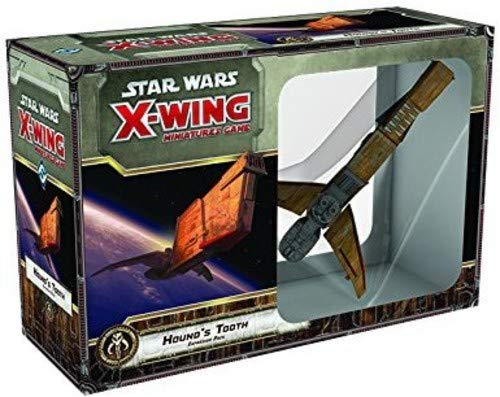 Wars Miniatures Rules Star - Star Wars: X-Wing - Hound's Tooth