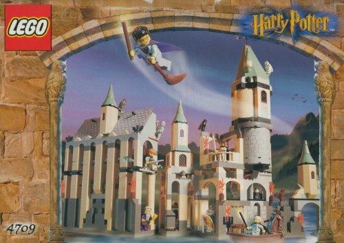 Stone 4709 Hogwarts Castle genuine domestic and the Sorce...