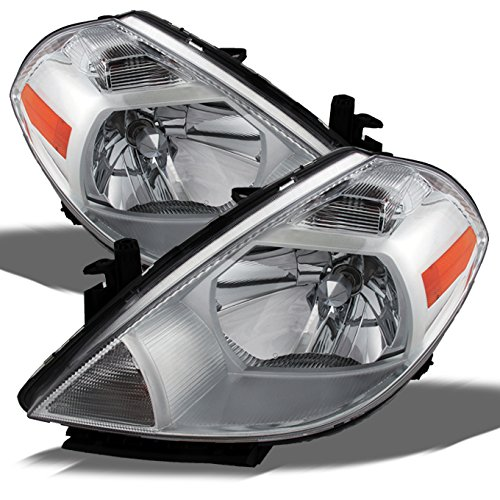 08 versa headlight assembly - 7