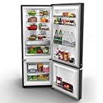 Whirlpool 355 L 3 Star Frost Free Double Door Refrigerator (IFPRO INV CNV 370 3S, Steel Onyx, Convertible)