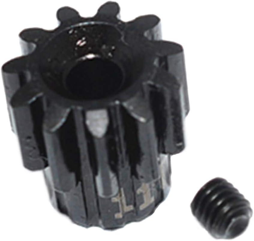 9T FLAMEER Engrenages de Pignon Pi/èces D/étach/ées pour 3.175mm Arbre Moteur Voiture 1//10 RC