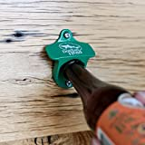 Dogfish Head Green Wall Mount Bottle Opener