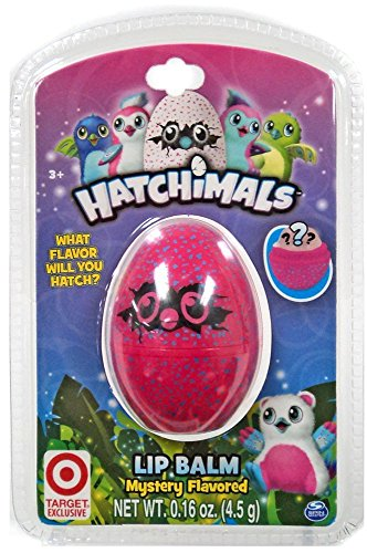 Price comparison product image Hatchimals Lip Balm ~ Mystery Flavored