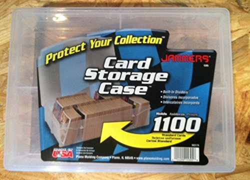 (Collectible Trading Card Storage Case by Plano)