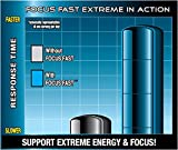 Focus Fast Extreme Supplement Nootropic Brain Pill. Improve Working Memory, Increase Focus and Boost Energy in as Little as 1 Hour! Scientifically Proven to Promote Alertness and