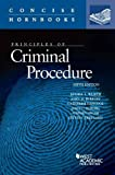 img - for Principles of Criminal Procedure (Concise Hornbook Series) book / textbook / text book