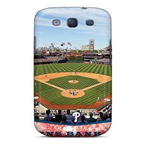 Ideal NikRun Case Cover For Galaxy S3(stadiums), Protective Stylish Case