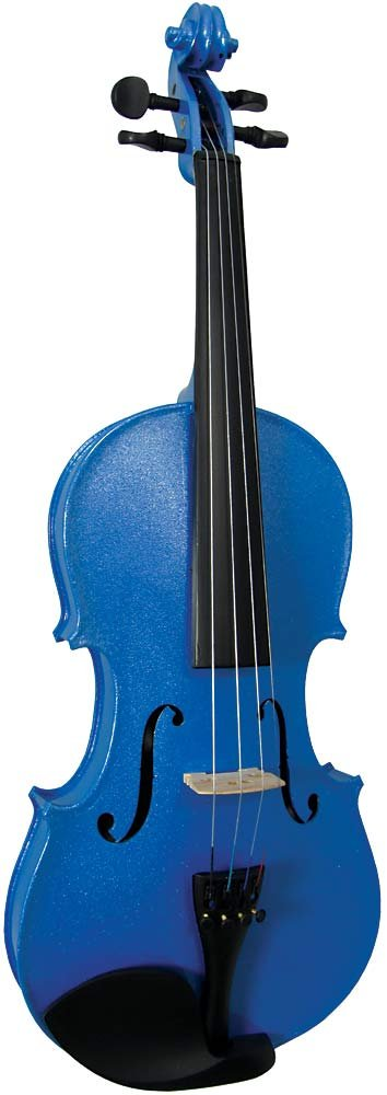 Blue Moon BV-102B4 Violine blau VB-320/BLUE(4/4)