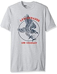 Men's Eyekanko T-Shirt with Amercan Eagle Graphic