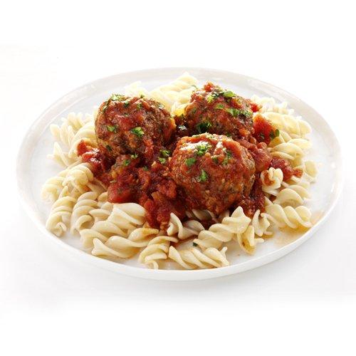 OMG Gluten Free Pasta w/Meatball & Marinara, Frozen - 12 Oz (Pack of 12) by OMG.....It's Gluten Free