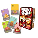 Gamewright GMW00249 Sushi Go! Tin
