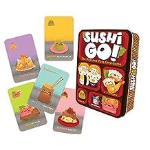 Gamewright GMW00249 Sushi Go! Tin