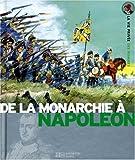 """Afficher """"De la monarchie à Napoléon"""""""