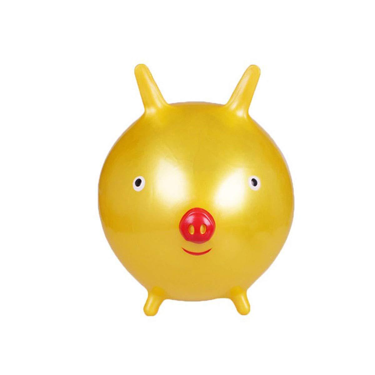 Toyvian Juguete Hinchable para Saltar Cerdo Inflable ...