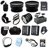 Advanced Professional Kit: for Fujifilm FinePix HS35EXR and HS50EXR Cameras